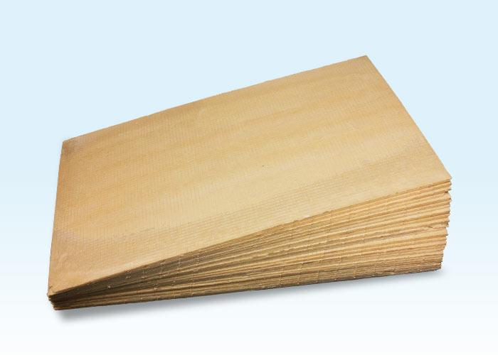 Листовые вафли